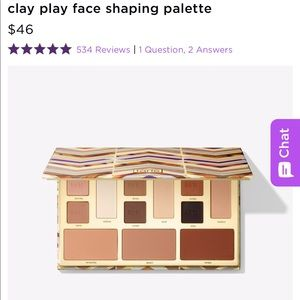 Tarte Clay Play Face Contouring Palette